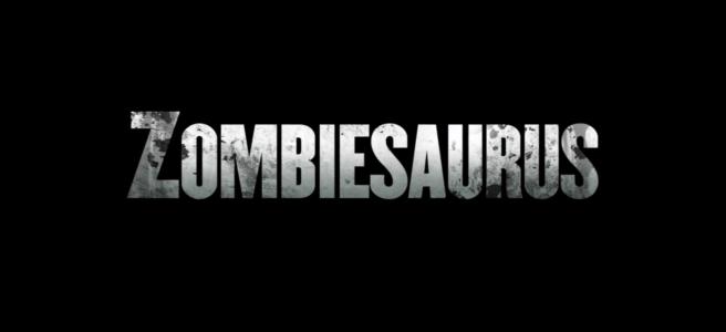Zombiesaurus title card