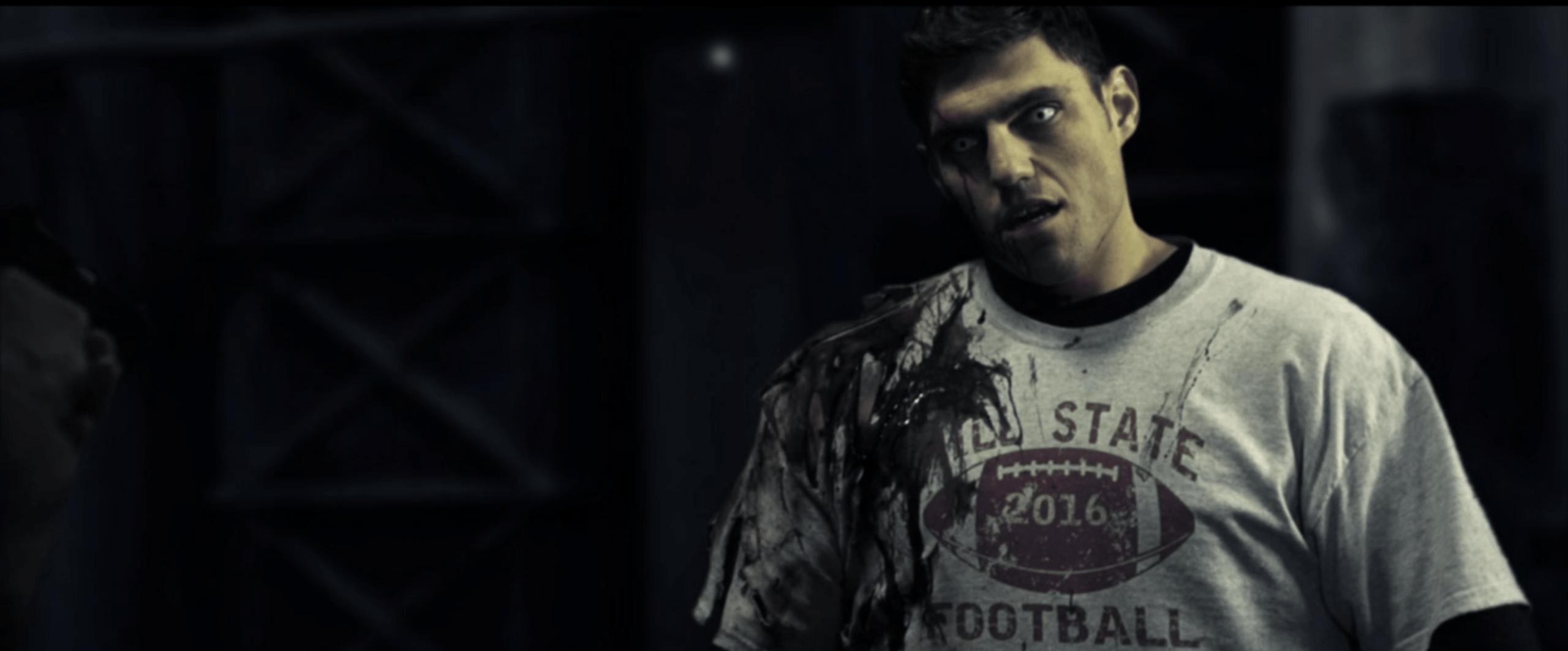Zombie Meathead Jock